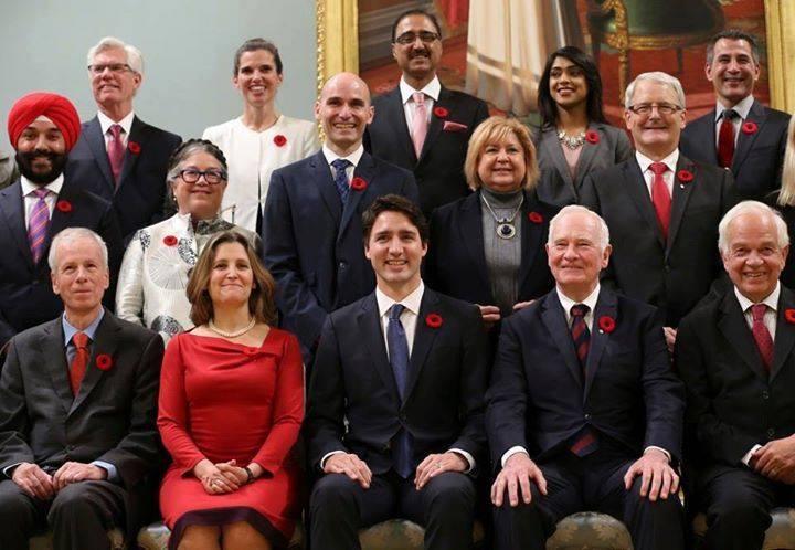 Новое правительство Канады
