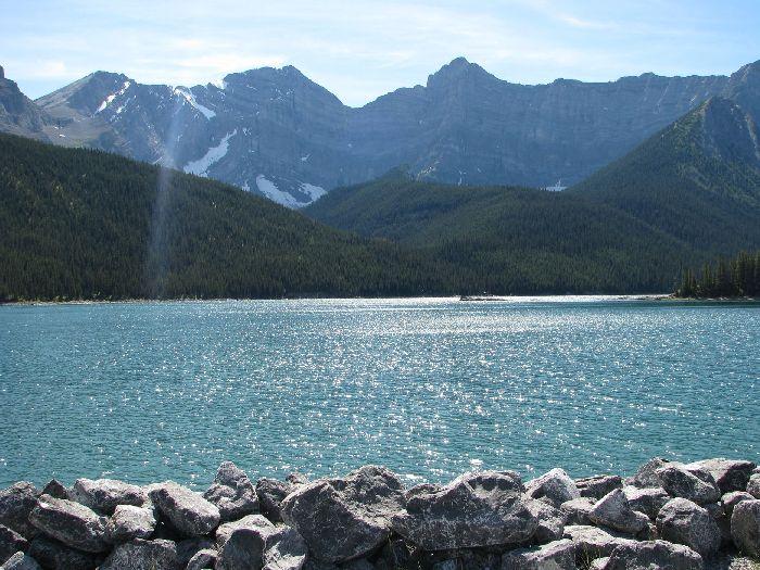 Иммиграция в Канаду, Upper Lake, Kananaskis Country, Alberta, Canada