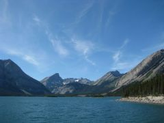 Иммиграция в Канаду, Upper Lake, Kananaskis Country, Alberta, Canada 3