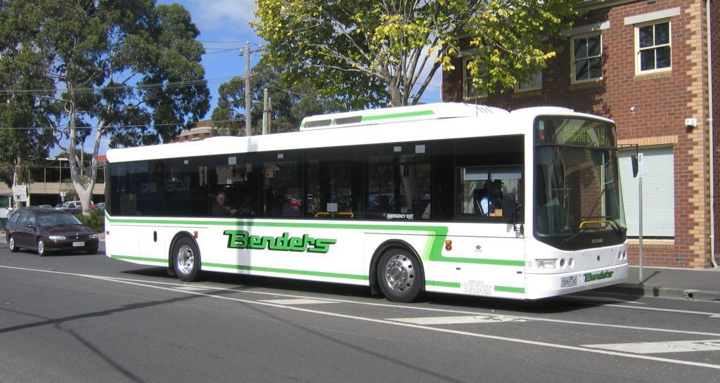 Джелонг, Австралия, Bus 2