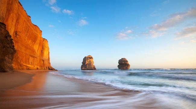 Джелонг, Австралия, Cliffs 2