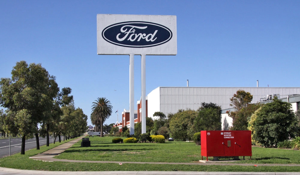 Джелонг, Австралия, Ford