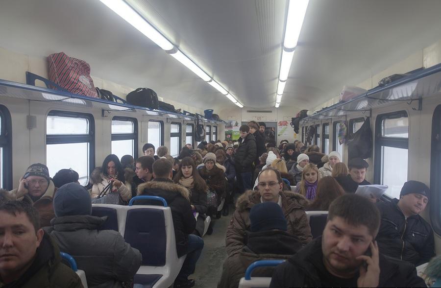 Электричка в Москву.JPG