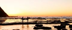 Susan Gilmore sunrise Newcastle, New South Wales, Australia