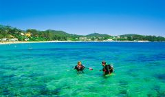 Peaceful Paradise Nelson Bay Newcastle, New South Wales, Australia