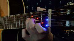 Гаджет для игры на гитаре