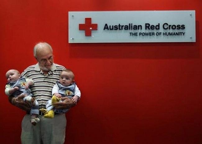 Донор в Австралии