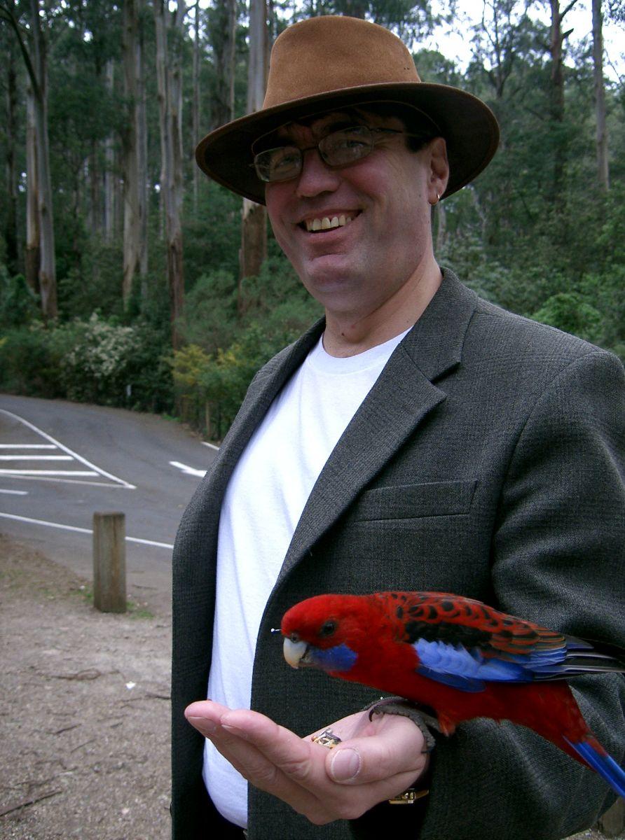 Melbourne Australian Parots 2