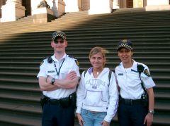 Melbourne AustraliaPolice