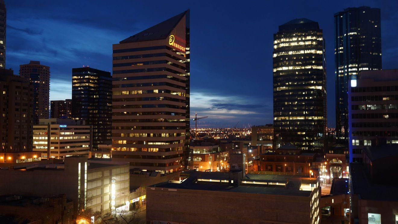 Edmonton By Night