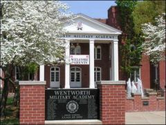 Wentworth Military Academy & College