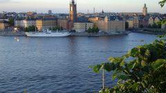 Sweden nature stockholm