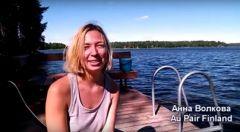 Анна Волкова, Au pair Финляндия (часть 2)