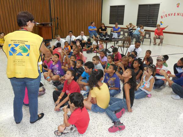 Школьницы в странах латинской америки