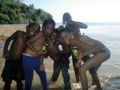 1 сентября, школьники и школьницы Союза Коморских Островов, Африка 9
