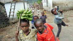 1 сентября, школьники и школьницы Союза Коморских Островов, Африка 10