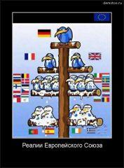 Реалии Европейского союза