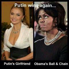 Путин опять выиграл