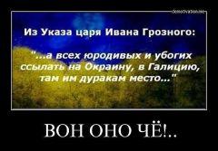 Из указа Ивана Грозного