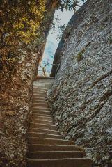 пешая прогулка в горах