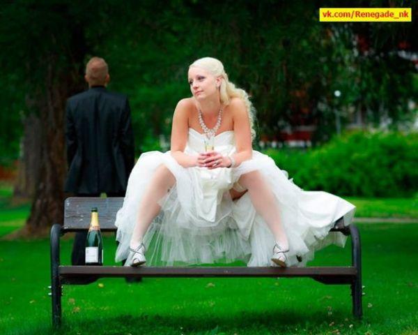 Чем кончиться на свадьбу