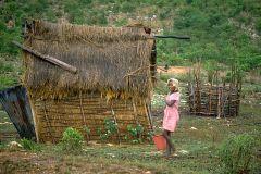 1 сентября, школьники и школьницы Республики Мадагаскар, Африка 4
