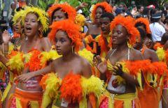 1 сентября, школьники и школьницы Республики Сейшельские Острова 3