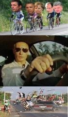 велосипездисты