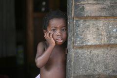 1 сентября, школьники и школьницы в Суринам, Южная Америка 4