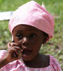 1 сентября, школьники и школьницы в Суринам, Южная Америка 7