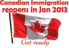иммиграция в Канаду 2013 года