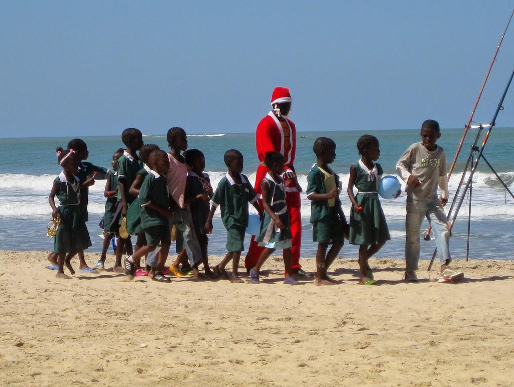 красивые фото как отмечают новый год в африке фото переберал папку