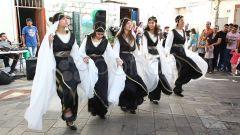 New Year's Eve (Sylvester) In Israel, city Of Isfiya, Новый Год в Израиле, город Исфийя