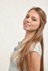 Мисс Конкурса 'Мистер и Мисс Университет' Елена Китченко