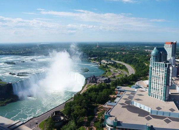 красивые места в Канаде