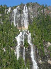 Водопад Делла-Форс