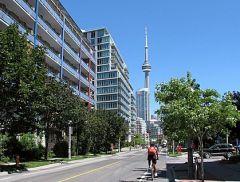 Дома в Торонто