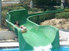 Aquapark in Zakythos