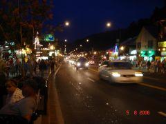 Оживленные улицы Гетленбурга