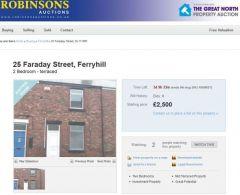 Самый дешевый дом в Британии