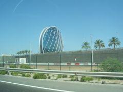 По дороге в Абу Даби