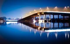 William Bennett Bridge Kelowna British Columbia