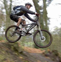 Mountainbiking Chilliwack