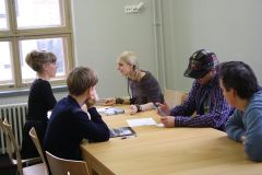 Финляндия. г.Лахти. Языковые курсы