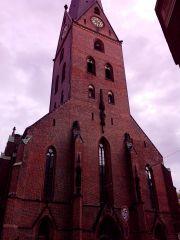 Гамбург церковь св. Петра
