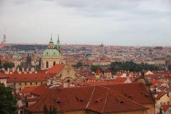 Рыжая, как лиса.Прага
