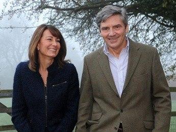 Kate's parents