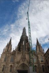 Барселона. Храм Святого семейства Саграда Фамилия