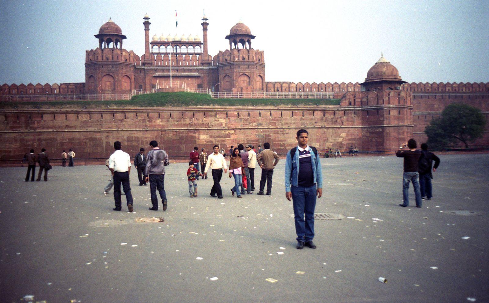 Мое путешествие по Индии
