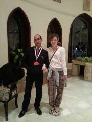 я и гид Мосад, который как никто другой знает Египет и делится его тайнами